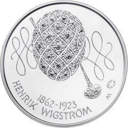 10 евро, Финляндия (150 лет со дня рождения Генрика Вигстрема)