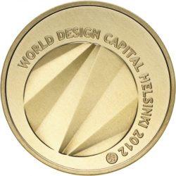 5 евро, Финляндия (Хельсинки - столица мирового дизайна 2012)