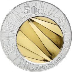 50 евро, Финляндия (Хельсинки - столица мирового дизайна 2012)