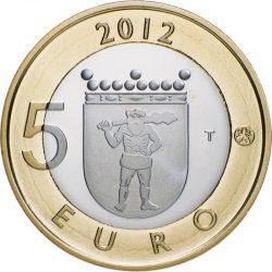 5 евро, Финляндия (Лапландия)