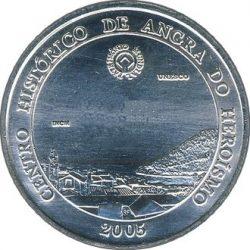 5 евро, Португалия (Исторический центр Ангра-ду-Эроижму)