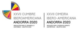 Логотип XXVII Иберо-американский саммита в Андорре