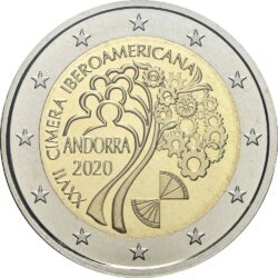 2 евро, Андорра (XXVII Иберо-американский саммит в Андорре)