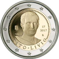 2 евро, Италия (2000 лет со дня смерти Тита Ливия)