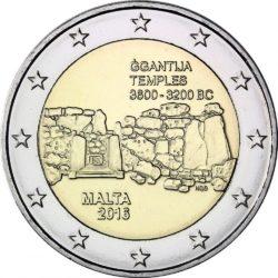 2 евро, Мальта (Джгантия)