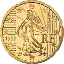 20 евроцентов, Франция