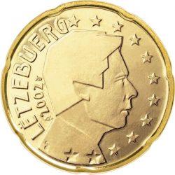 20 евроцентов, Люксембург
