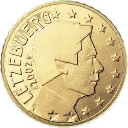 10 евроцентов, Люксембург