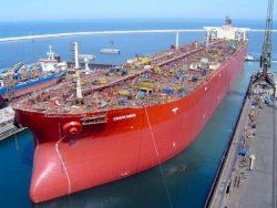 Крупнейшим танкером, а равно и судном в мире, является норвежский супертанкер Knock Nevis, построенный ещё в 1981 году. В ближайшие годы его размеры так и останутся непревзойдёнными.