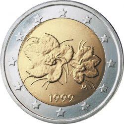 2 евро, Финляндия (тип 1)
