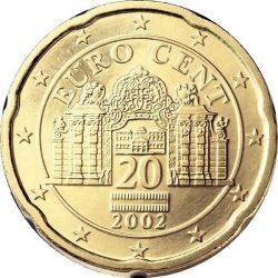 20 евроцентов, Австрия, аверс