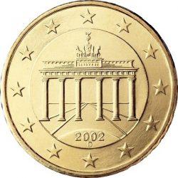 10 евроцентов, Германия