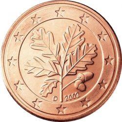 5 евроцентов, Германия