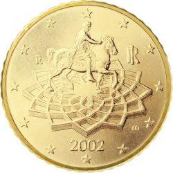 50 евроцентов, Италия
