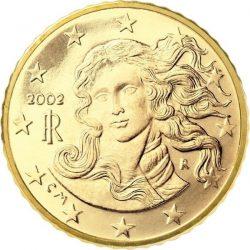 10 евроцентов, Италия