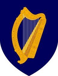 Герб Ирландии