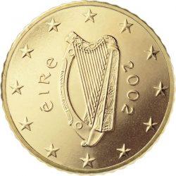 50 евроцентов, Ирландия