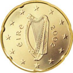 20 евроцентов, Ирландия