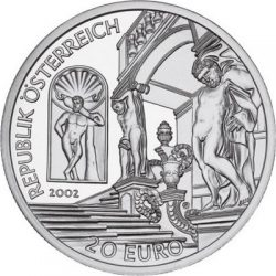 20 евро, Австрия (Барокко)