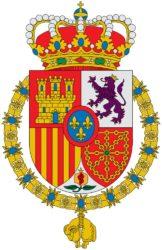 Coat of Felipe VI
