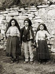 Лусия Сантуш, Франсишку и Жасинта Марту (1917 г.)