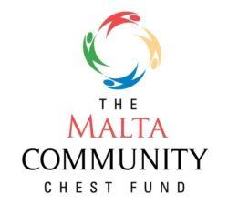 Логотип фонда Malta Community Chest Fund
