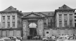 В Лёвене 19 января 1968 года перед педагогическим корпусом неспокойно