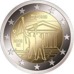 2 евро, Бельгия (50-летие студенческих волнений в 1968 году)