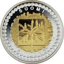 50 евро, Финляндия (Финское нумизматическое искусство)