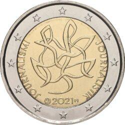 2 евро, Финляндия (Журналистика и открытое общение в поддержку финской демократии)