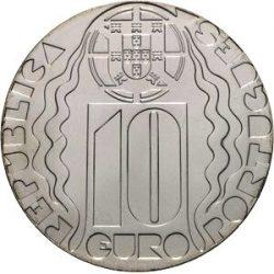 10 евро, Португалия (Летние Олимпийские игры 2004 в Афинах)