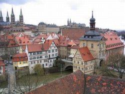 Старая часть Бамберга
