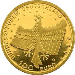 100 евро, Германия (Бамберг)