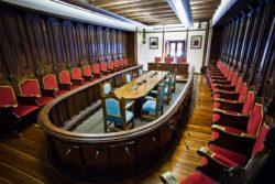 Зал заседаний Генерального совета Андорры