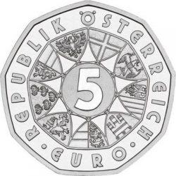 5 евро, Австрия (Расширение Евросоюза)