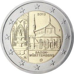 2 евро, Германия (Баден-Вюртемберг)