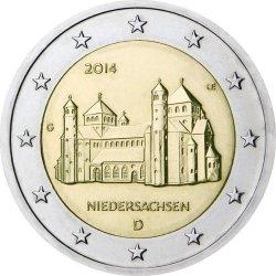 2 евро, Германия (Нижняя Саксония)