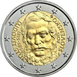 2 евро, Словакия (200 лет со дня рождения Людовита Штура)