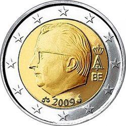 2 евро, Бельгия (тип 3)