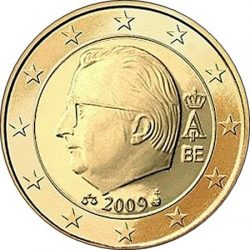 10 евроцентов Бельгии (тип 3)