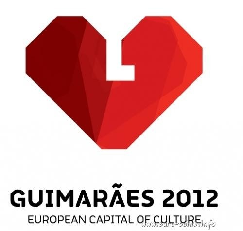 Сердце с ключом — логотип Гимарайнша 2012
