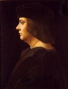 Люсьен I Гримальди
