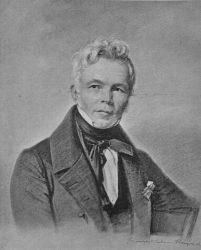 Карл Шинкел, 1836