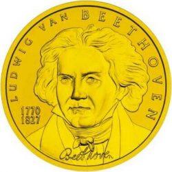 50 евро, Австрия (Людвиг ван Бетховен)