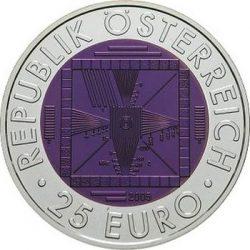 25 евро, Австрия (50 лет австрийского телевидения)
