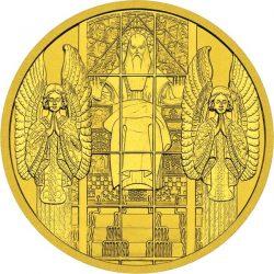100 евро, Австрия (Церковь Св. Леопольда Ам-Штайнхоф)