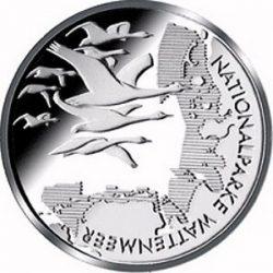 10 евро, Германия (Национальные парки Ваттового моря)