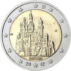 2 евро, Германия (Бавария)
