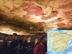 Чудеса пещеры Альтамира