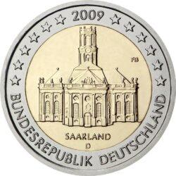 2 евро, Германия (Саар)